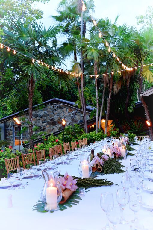 Plan Your Dream Destination Caneel Bay Wedding Resort Offers A And
