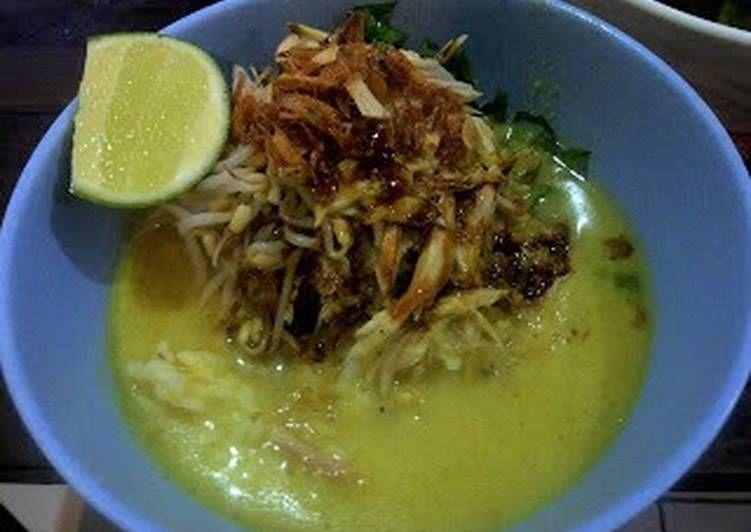 Resep Soto Kemiri Khas Pati Oleh Asmirima Resep Resep Masakan Resep Kecambah