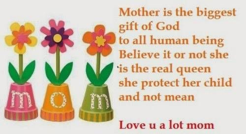 Happy Mothers Day Messages  Mothers Day Messages with Images :- Mother's day...