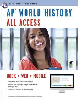 Ap World History All Access Book Online Mobile Ap World