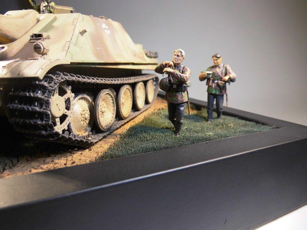 """iB::Thema::Panzerjäger """"brechen"""" durch"""