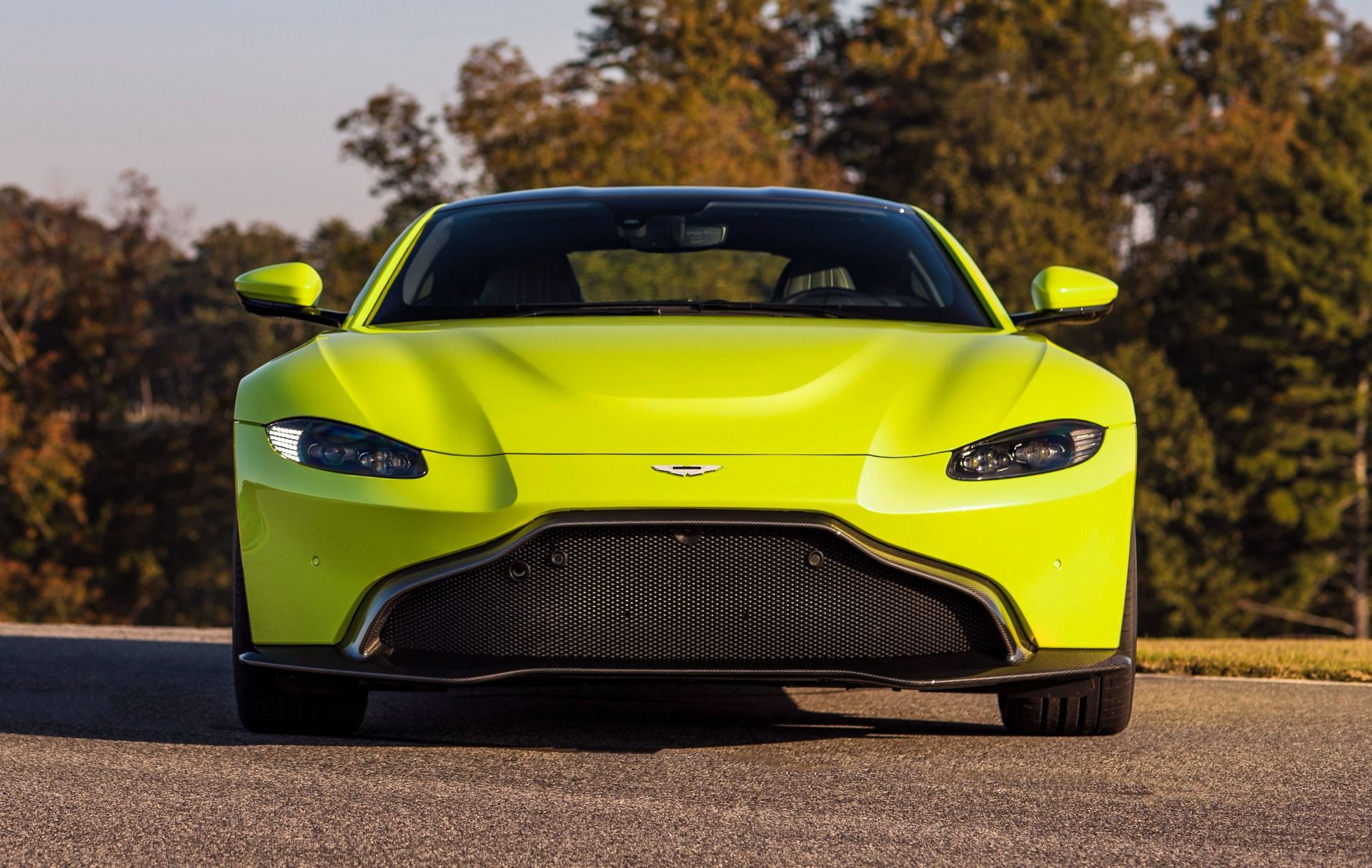 2018 Aston Martin Vantage Aston Martin Vantage Aston Martin Vanquish Aston Martin