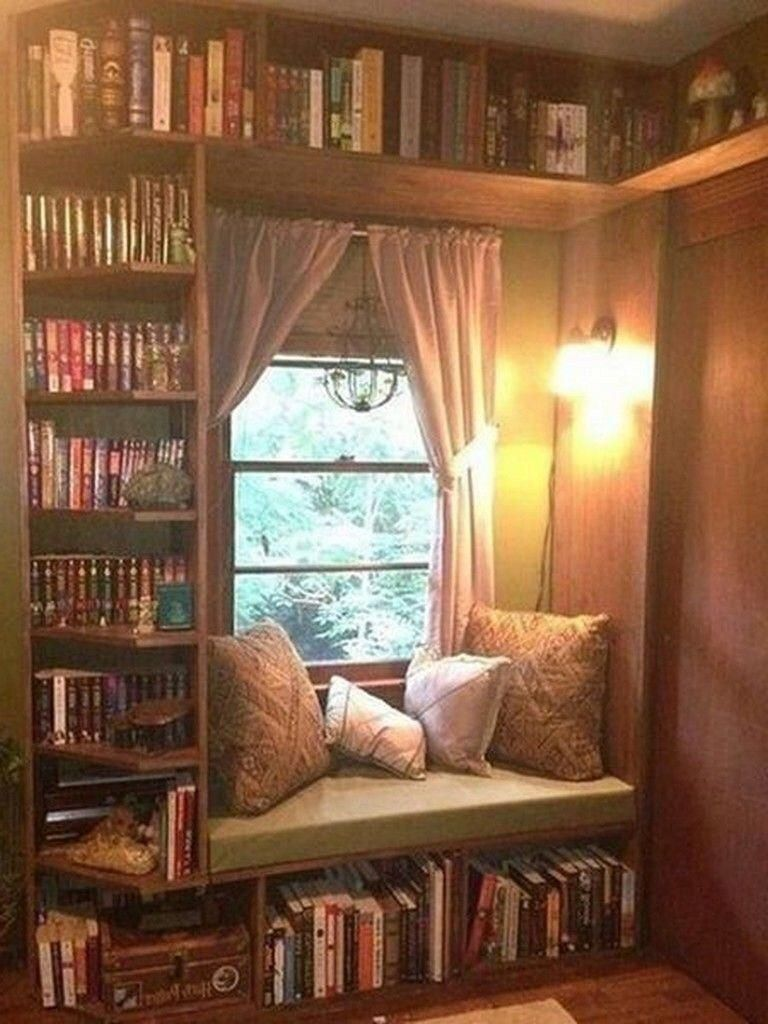 7 Cozy Reading Nooks To Inspire You - The Wonder C
