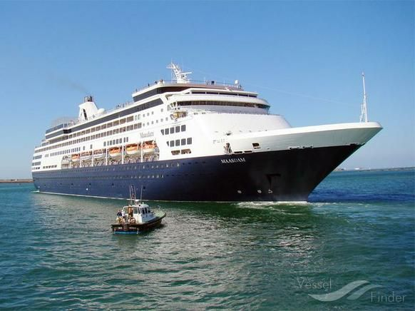 MAASDAM, type:Passenger (Cruise) Ship, built:1993, GT:55575, http://www.vesselfinder.com/vessels/MAASDAM-IMO-8919257-MMSI-244958000