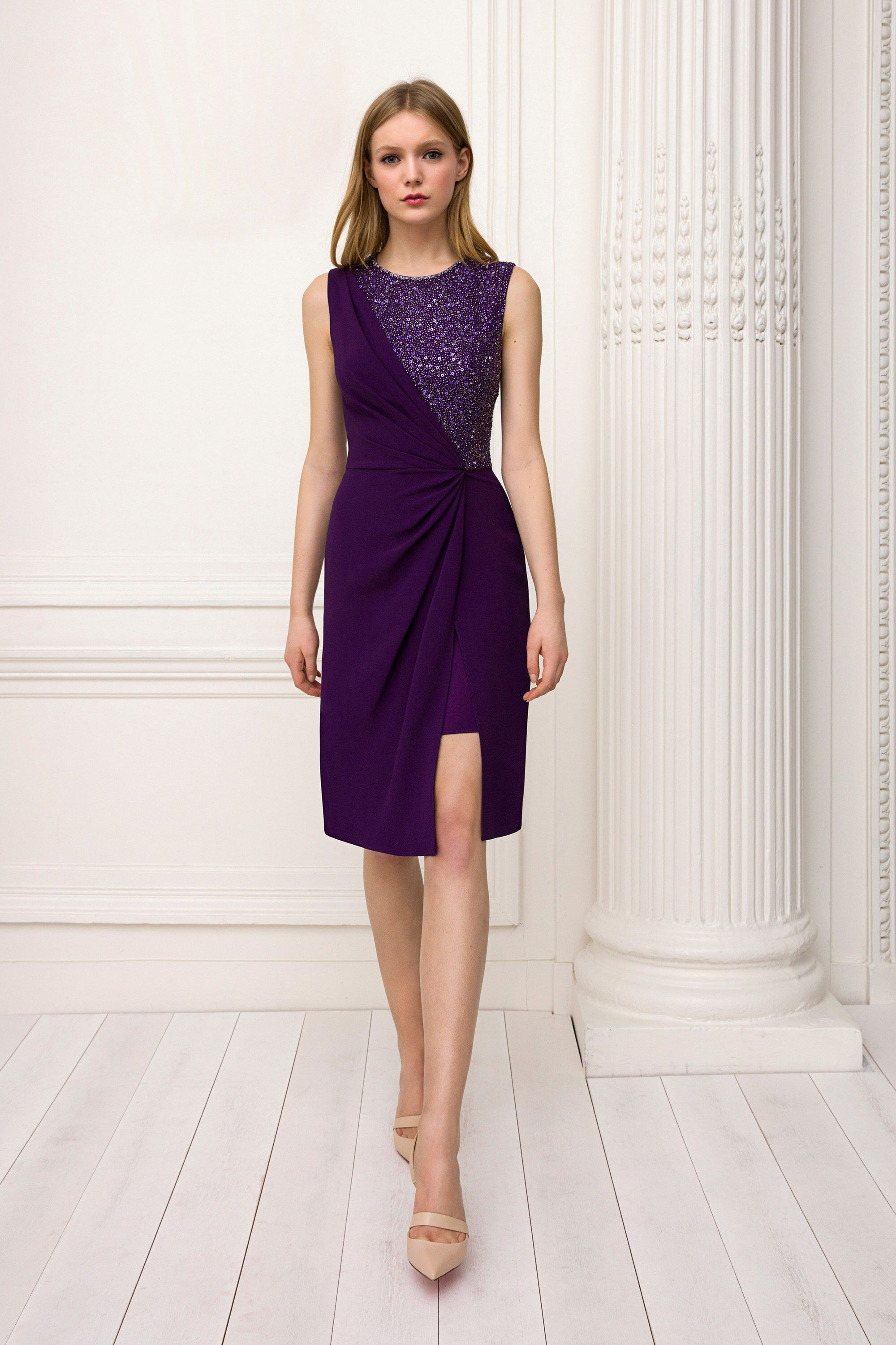 Jenny Packham Pre-Fall 2018 Fashion Show Collection | PRE FALL 2018 ...