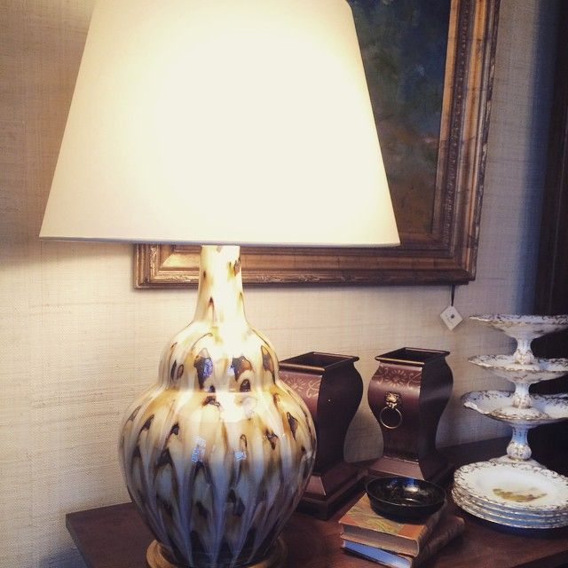 Beautiful Bunny Williams Pheasant Feather Lamp From Mark Simmons Styleblueprint