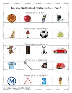 Free speech therapy worksheets and activities (articulation ...
