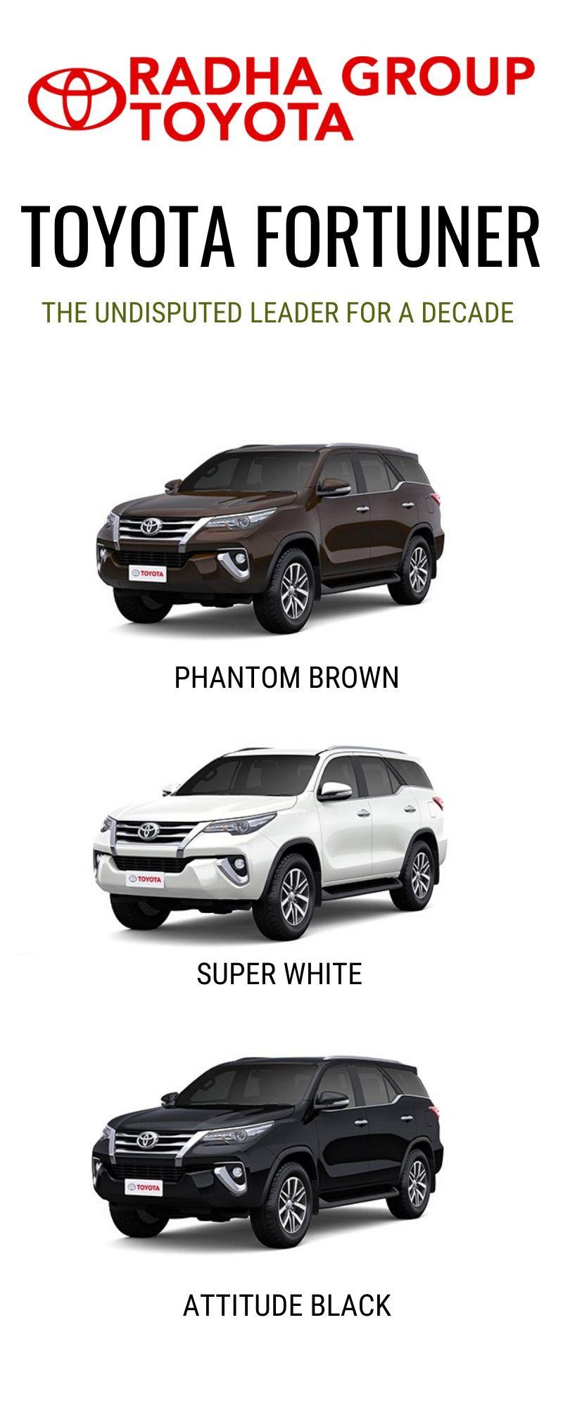Toyota Fortuner Price In Hyderabad Vijayawada Features