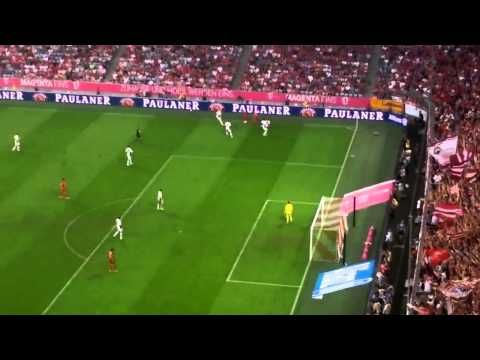 Douglas Costa Crazy Skill With Bayern Munich