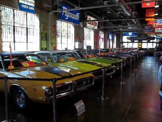 Flash Car Museum Alabama With Images Alexander City Alexander
