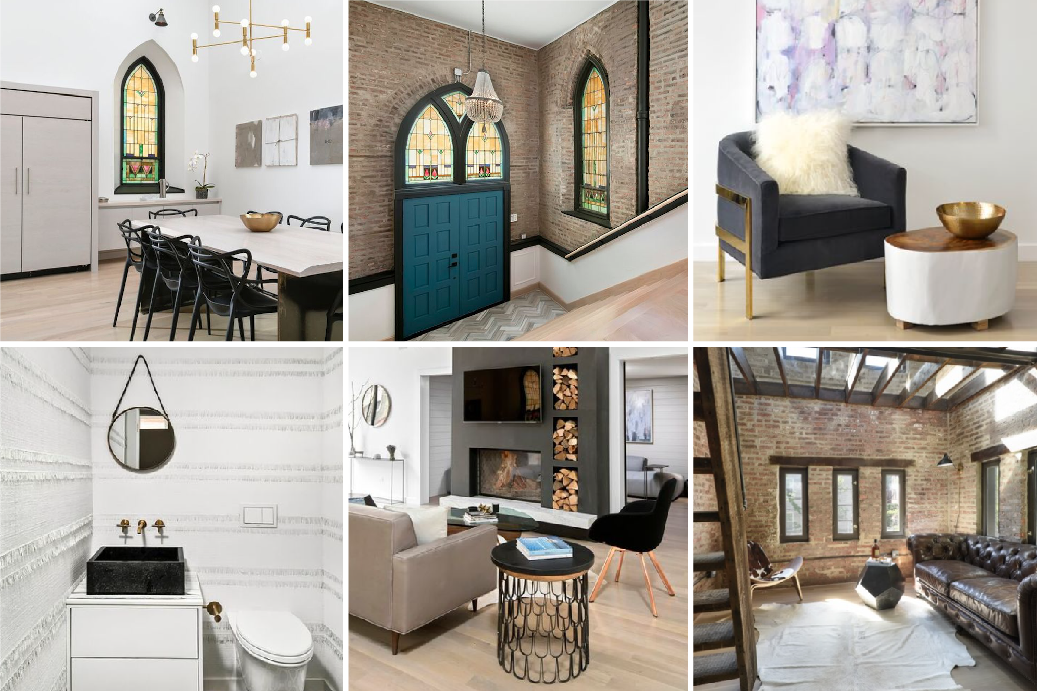 ACCESSORIES - Chicago church conversion - The Wishlist