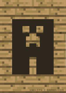 Minecraft Happy Birthday Banner Letter Templates