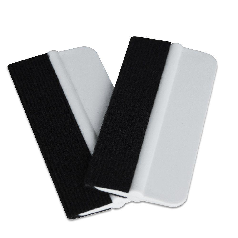 Ehdis® 2PCS Soft Vinyl Wrap Tool Mini Window Tint Film