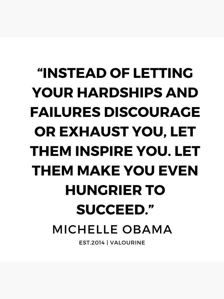 '8 | 191112 |  Michelle Obama Quotes' Poster by QuotesGalore