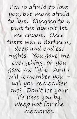 I love you lyrics sarah mclachlan meaning