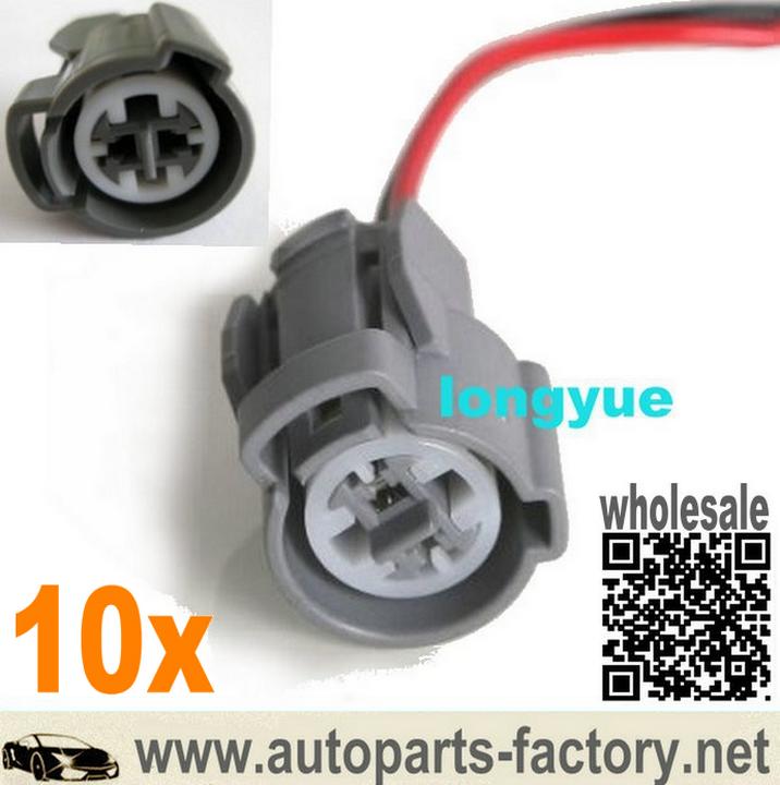 Longyue Iat Intake Air Temperature Plug Pigtail Sensor Integra Honda Civic 6 Honda Civic Civic Sensor