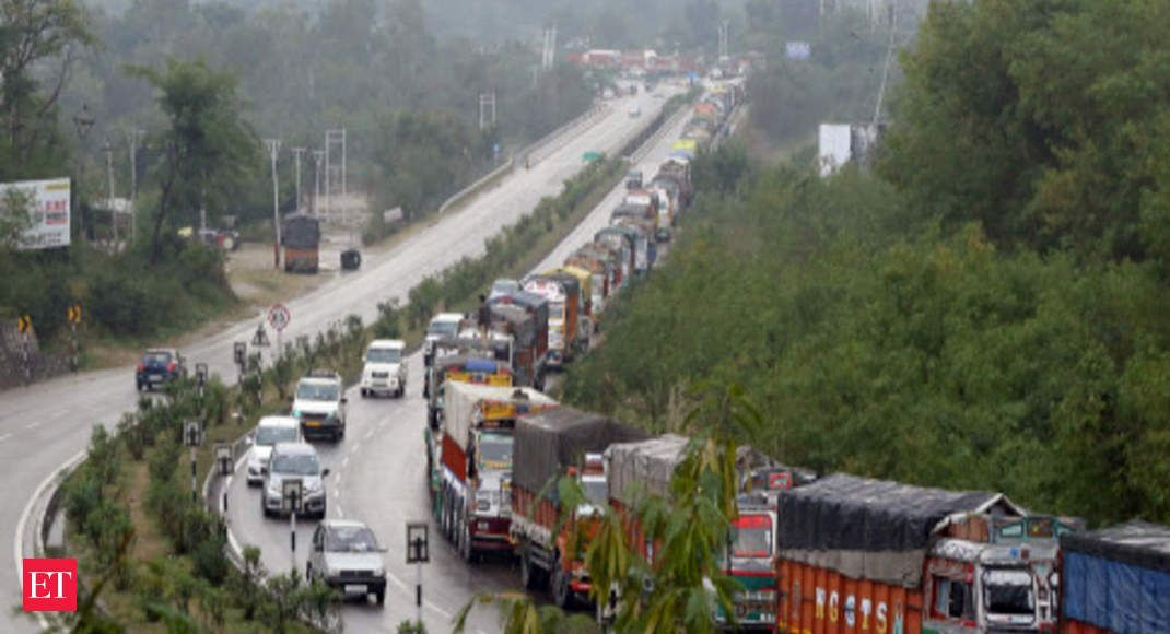 Centre Approves Rs 574 Crore Annual Plan For Nh Works In J K In