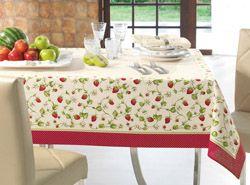 Liliah la expresión de las frutas rojas y de algodón reciclado para colaborar al medio ambiente. Disponible en varios tamaños y formas.