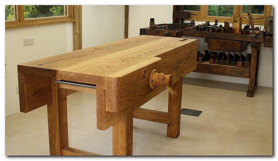 How To Choose The Perfect Workbench Woodworking Bench