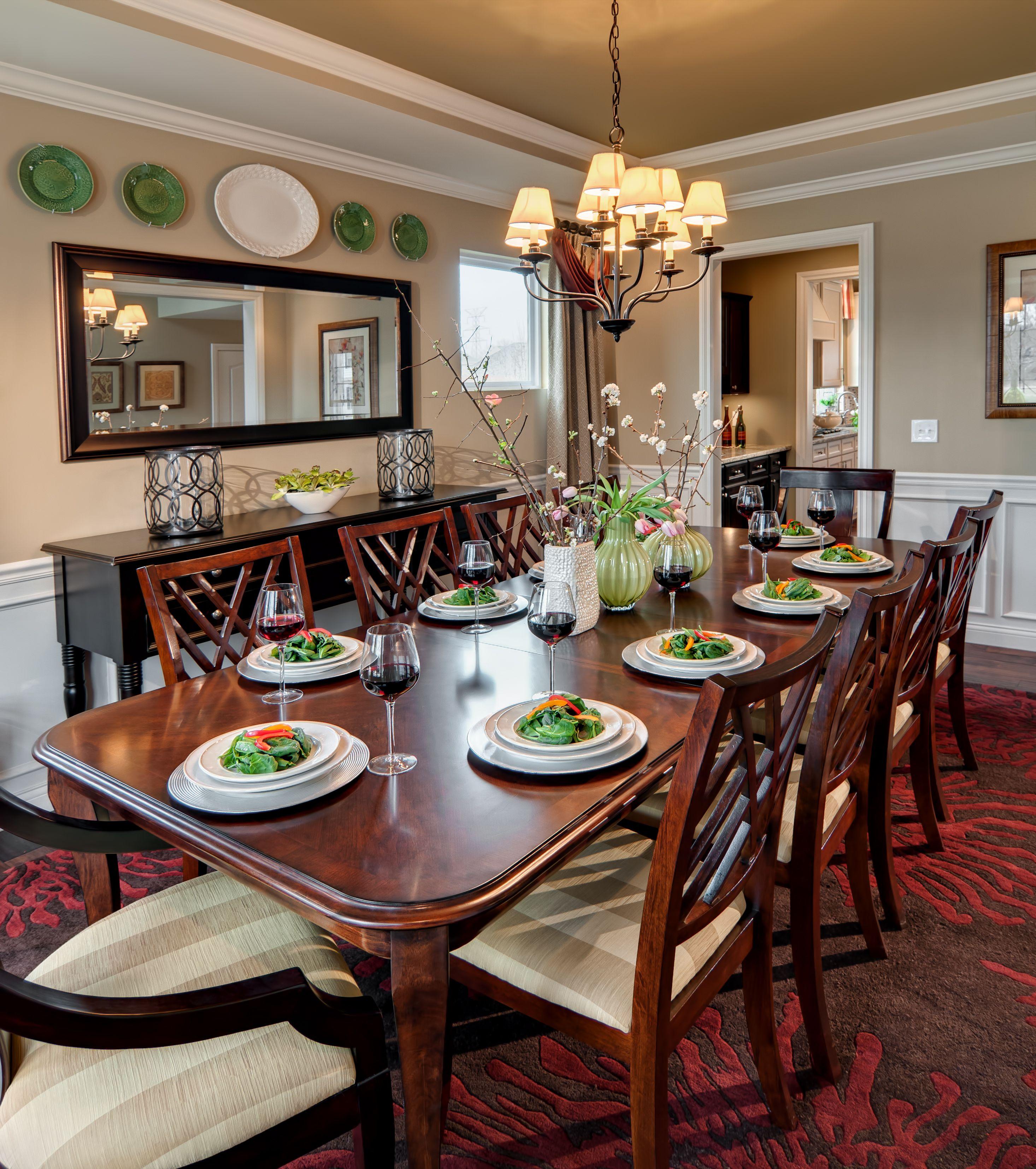 Estates at Shayler Ridge - Dining Room | Dining room decor ...