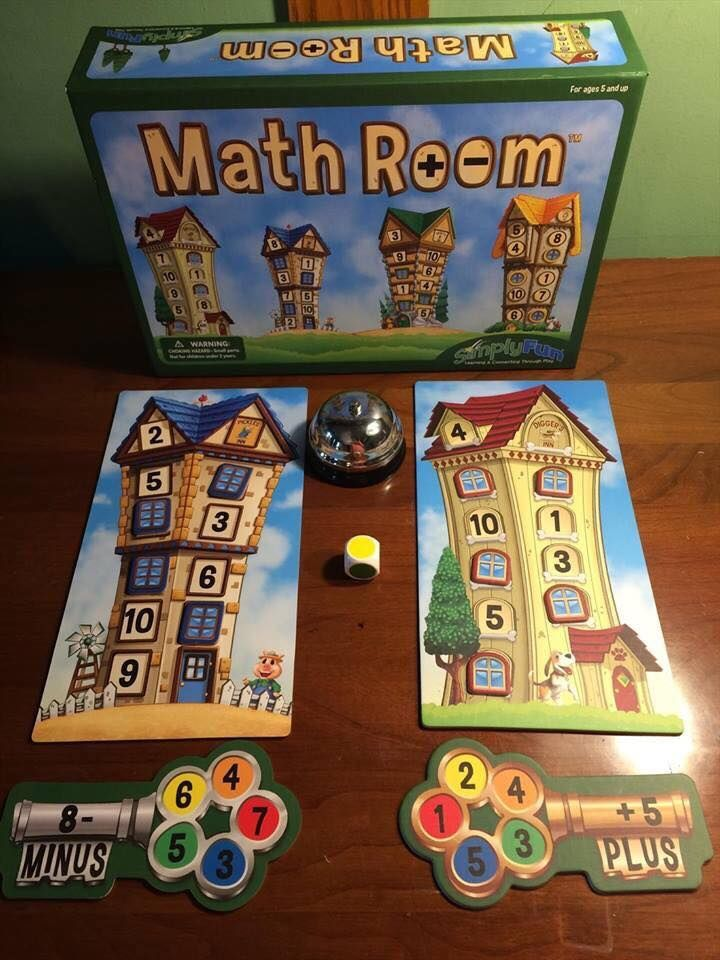 Math room a good innkeeper knows numbers a great