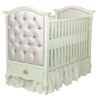 Bordeaux Crib In 2020 Upholstered Crib Cribs Interior Design Guide