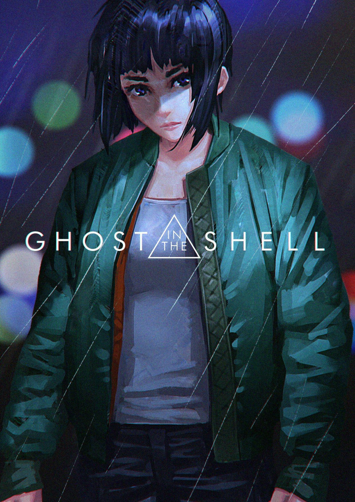 Pin By Daniel Van Voorhis On Gits Ghost In The Shell Anime Ghost Ghost