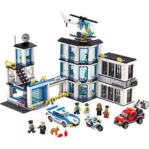On Sale 20 Off Lego City Police Station 60141 Cool Toy For Kids Lego Http Amzn To 2zhgejn Chris Lego City Police Station Lego Police Station Lego Police