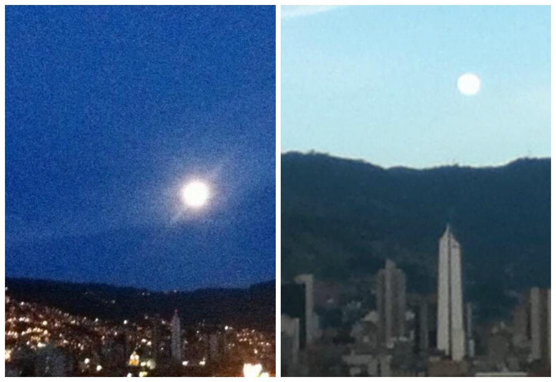 noche de luna en el coltejes (medellin)