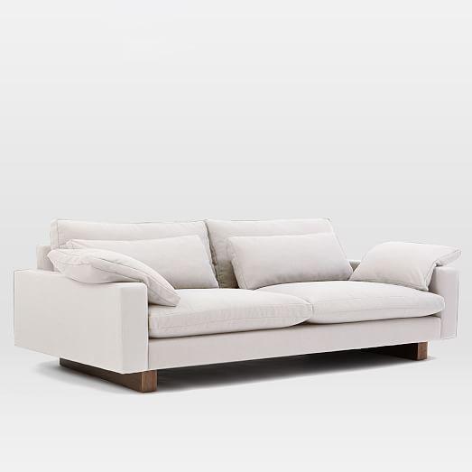 Harmony Sofa 92 West Elm Comfortable Sofa Sofa Sofa Furniture