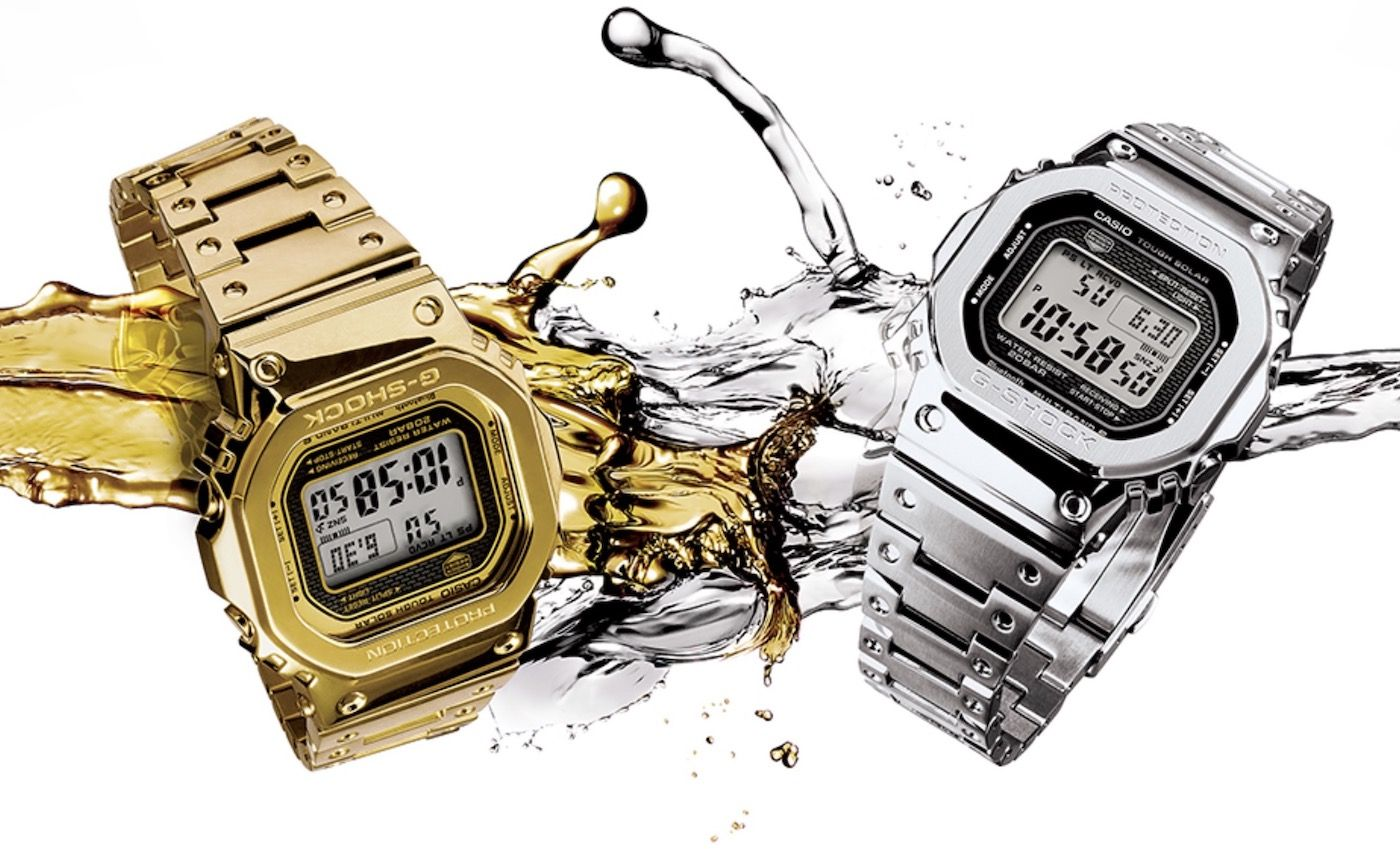 ef0ac94d104 The new Casio G-Shock GMW-B 5000 D-1 watch with images