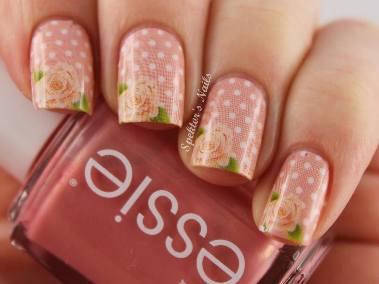 Essie essiepolish nailideas naildesign peachy simplenails