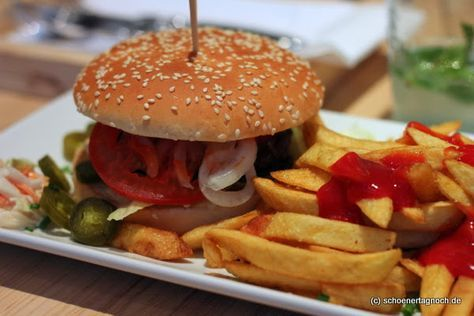 Karlsruhe Burger Essen