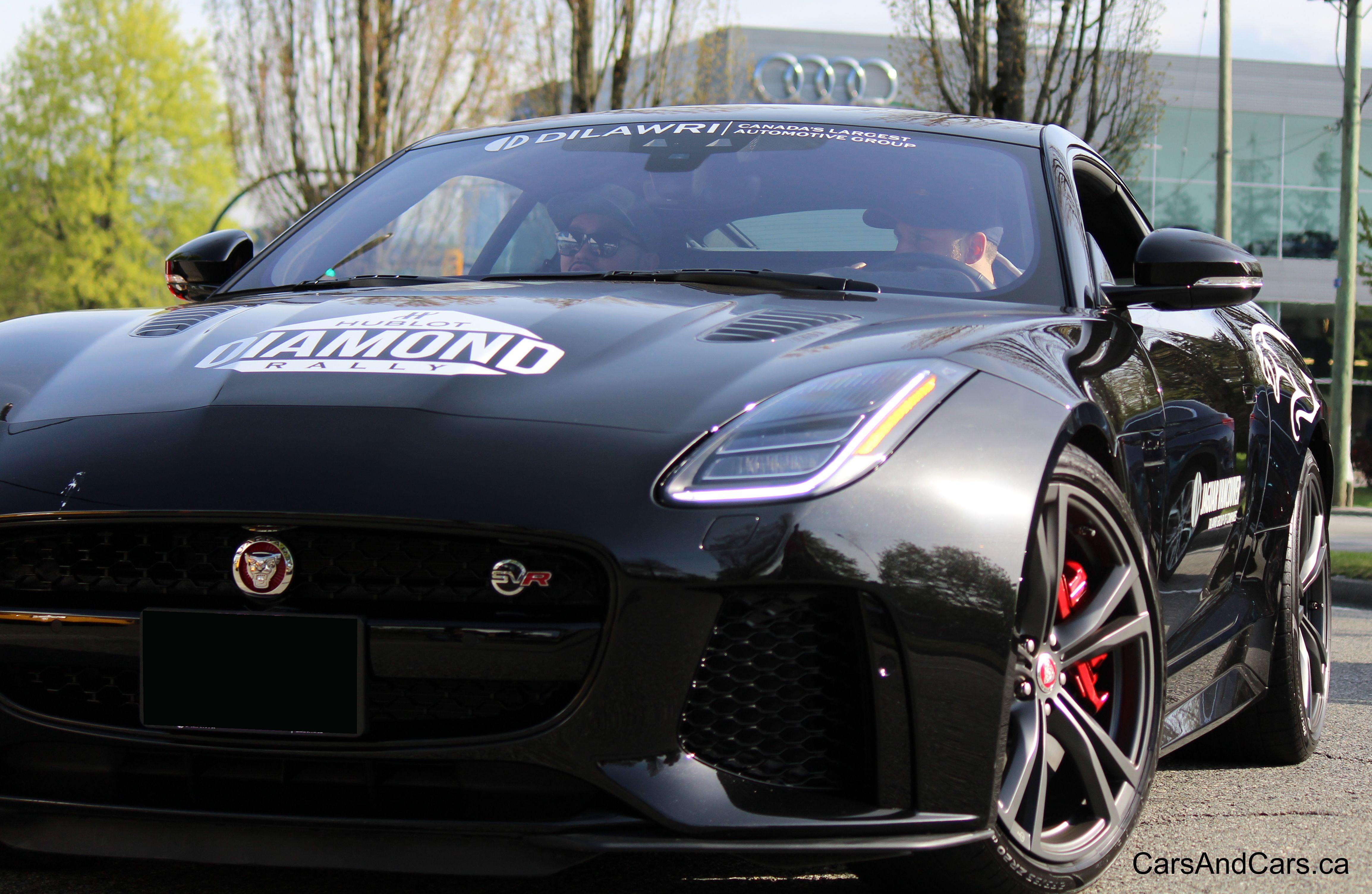 Jaguar F Type Svr Special Vehicle Racing In 2020 Jaguar F Type Jaguar Dream Cars