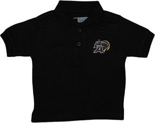 Official Army Black Knights Capeman Infant Toddler Polo Shirt