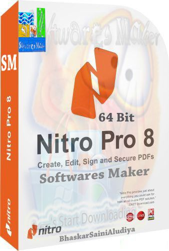 Pin by Pre-Softs on Full Version Softwares | Nitro pro, Nitro pdf