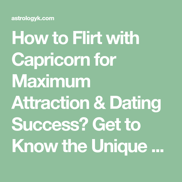 what to know when dating a capricorn destiny 2 nightfall needs matchmaking