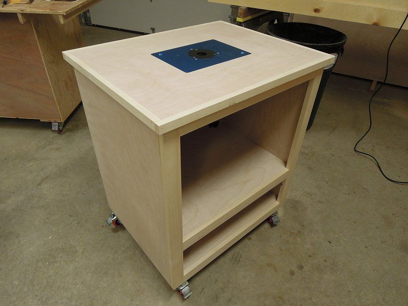 Router table build pinterest router table for Router work table