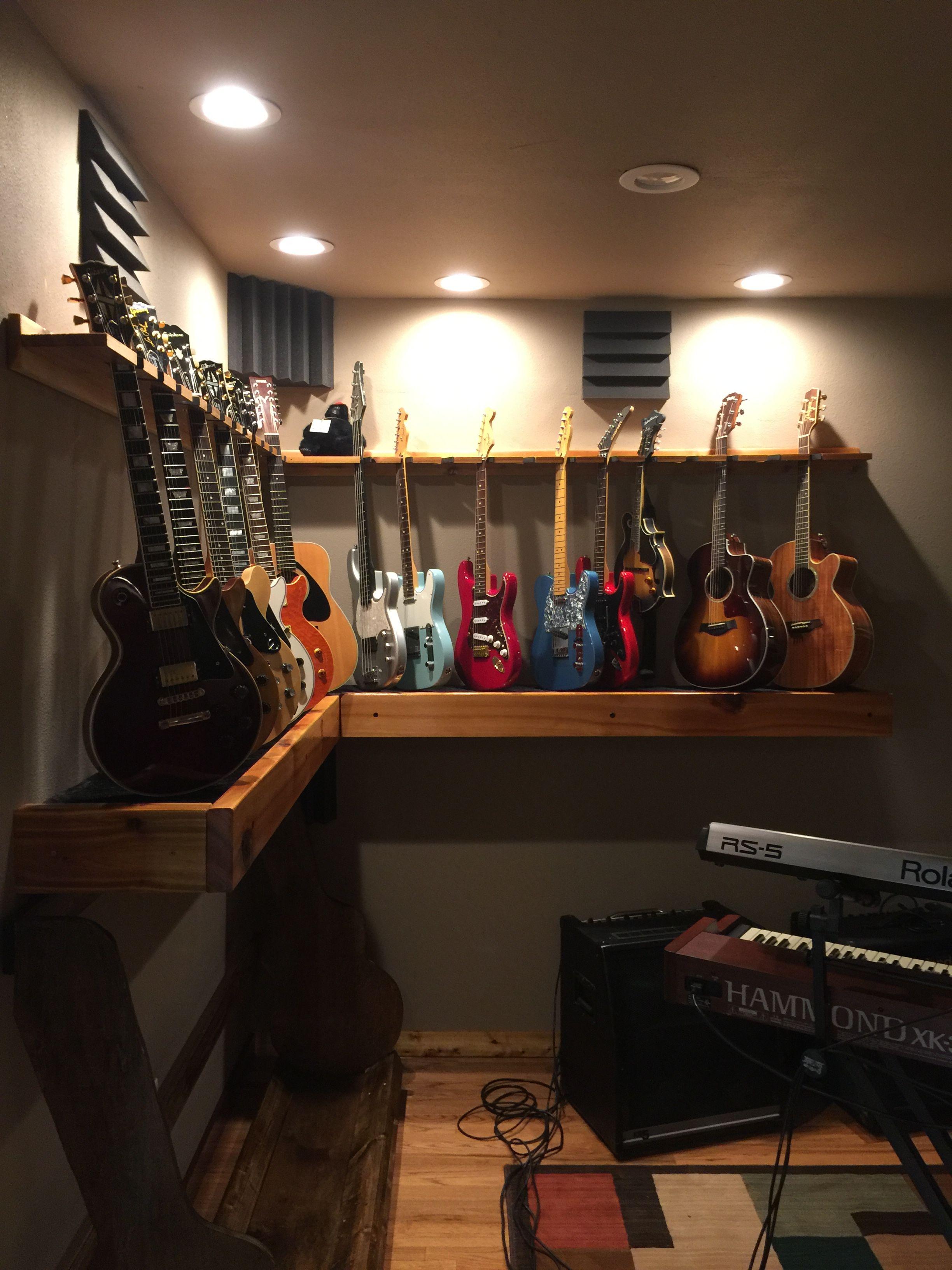 Guitar Rack Music Rooms Pinterest Guitar Rack Guitars And