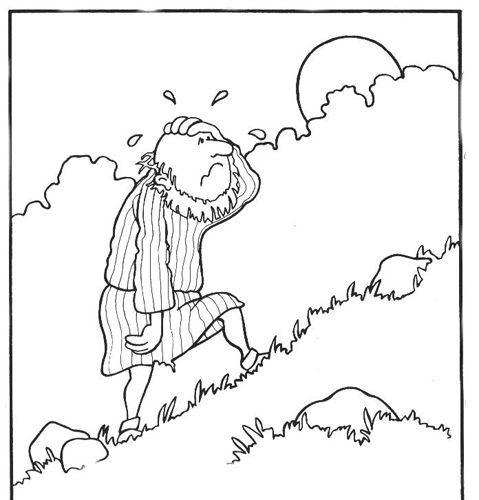 Pin by Belinda Cockrell on Bible Coloring Pages