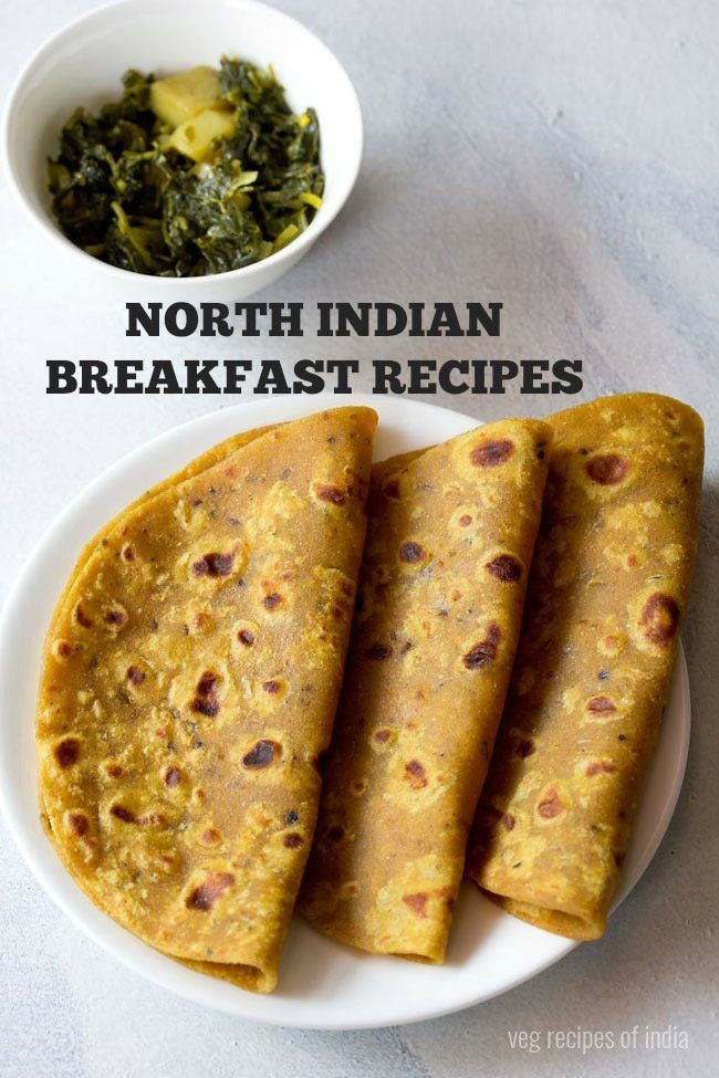 Top 10 North Indian Breakfast Recipes