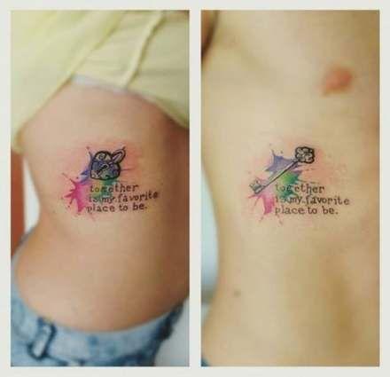 Super Tattoo Couple Design Beautiful Ideas #tattoo