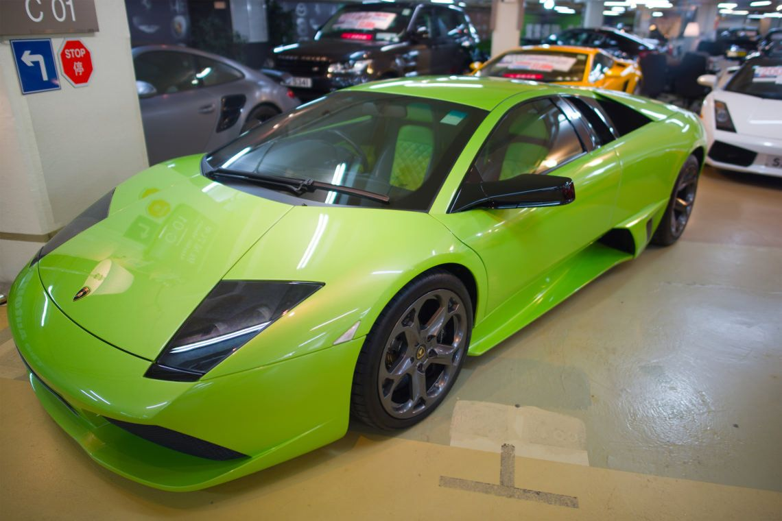 2008 Lamborghini LP640 | Luxify | Luxury Within Reach