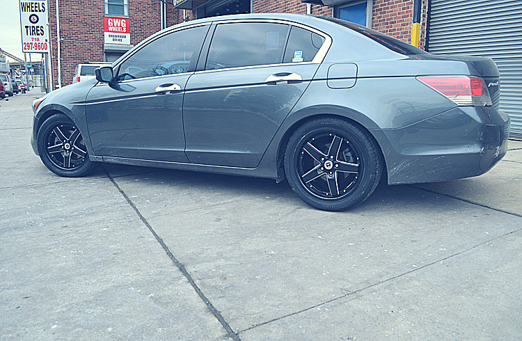 Looking for a new car wheel design? Relax, let us take care of the designing.  #PhotoOfTheDay  For more information about GWG Wheels, check out our website http://ow.ly/UwD2K