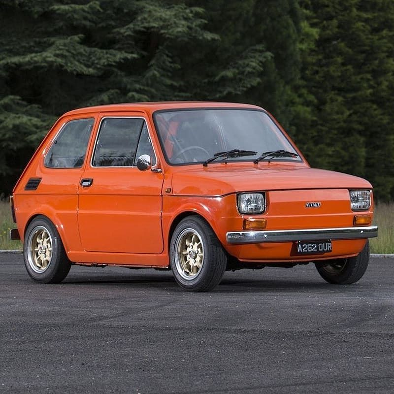 Pin By Rory On 126 In 2020 Fiat 126 Car Dates Fiat