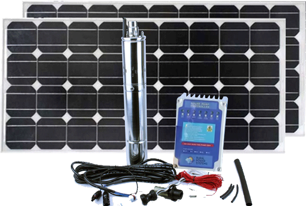 Solar Well Pumps 1 In Usa Rps Rural Power Systems Solar Power Solar Energy Diy Solar Energy Projects