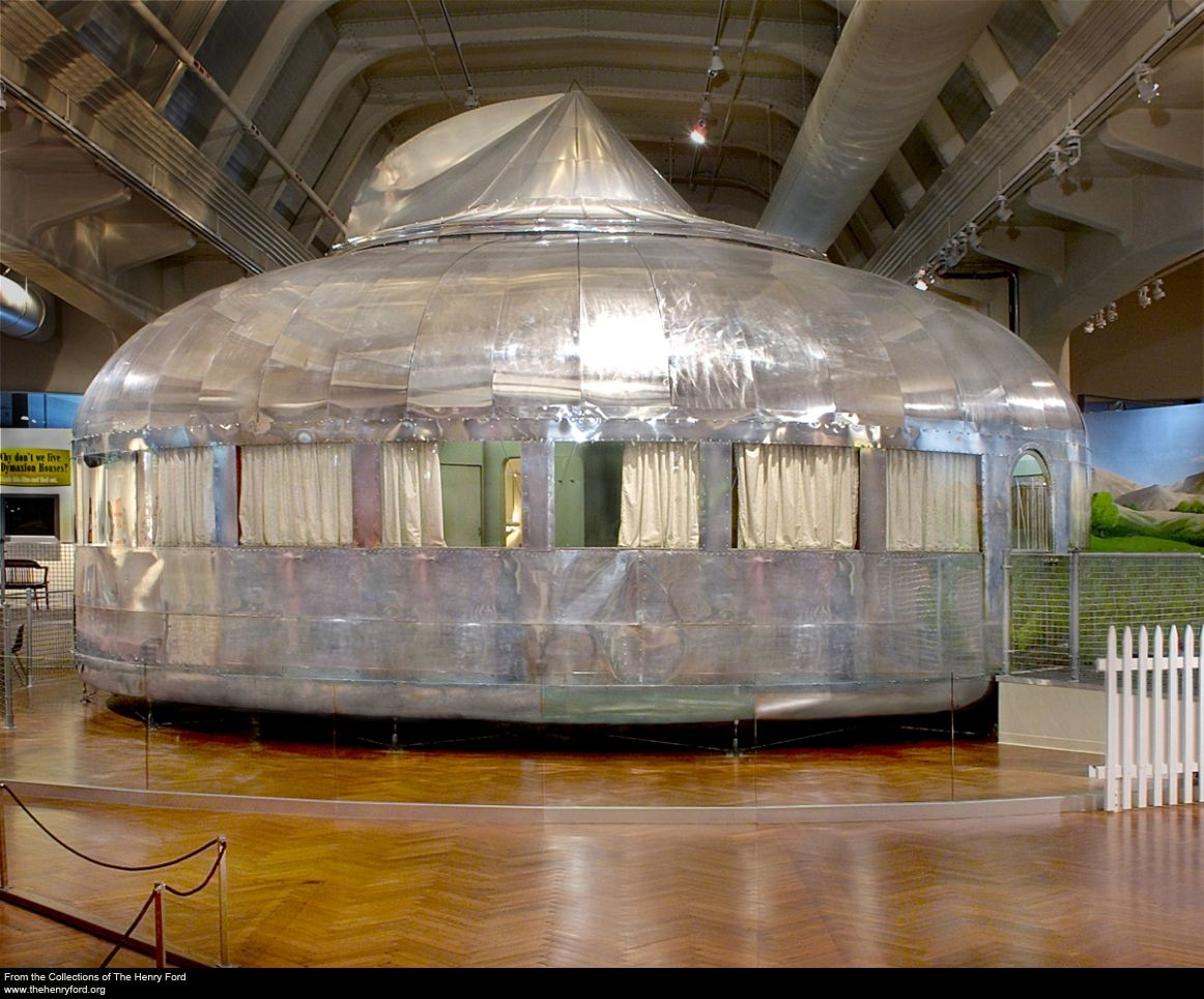 Buckminster Fuller S Dymaxion House At The Henry Ford Museum