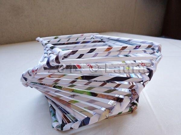 Favorito creare con cannucce di carta riciclata - Risultati Yahoo Italia  QV81