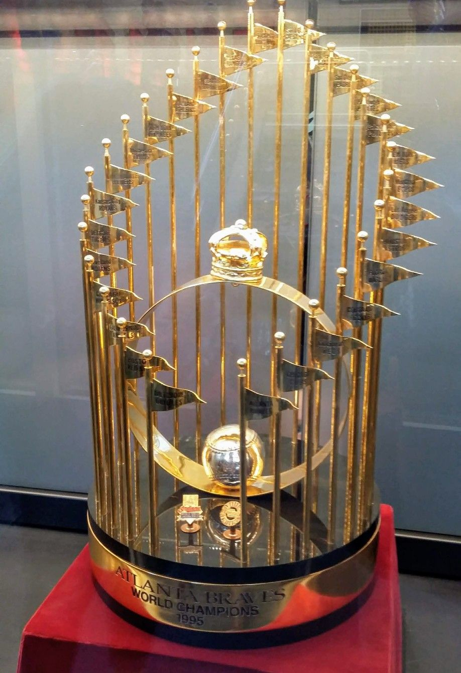 Pin By Tracy Nelson On Baseball World Series Trophy Replicas