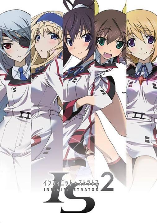 Infinite Stratos 2 Anime Art Pinterest Infinite Anime And Manga
